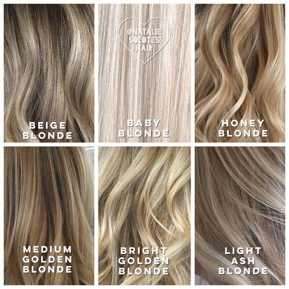 Quel couleur choisir pour cheveux