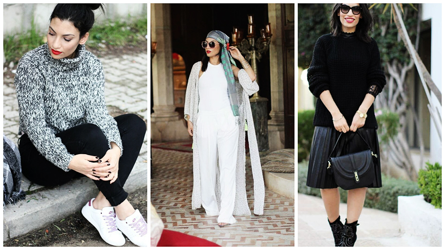 3 Looks qu'on aime chez la blogueuse mode jessnarjess