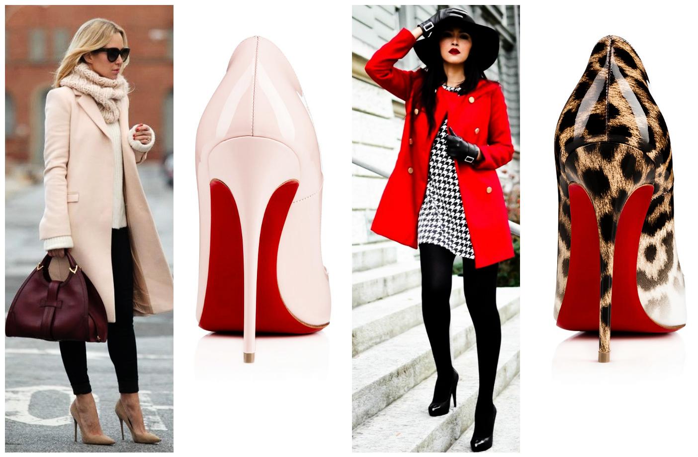 Chaussures femme: 57 Escarpins tendance pour être chic en 2017 (+propositions de looks)