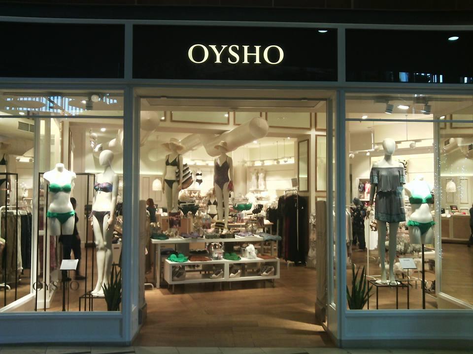 Soldes d'hiver 2017 Jusqu'à -50% chez Oysho Tunisie.