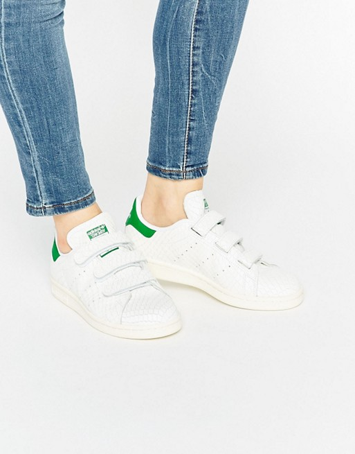 Tendance Basket Femme 2017 adidas Originals STAN SMITH