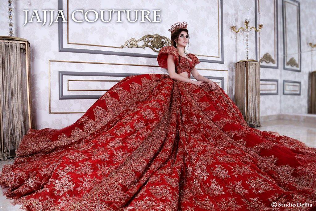 Robe de mariage tunisienne