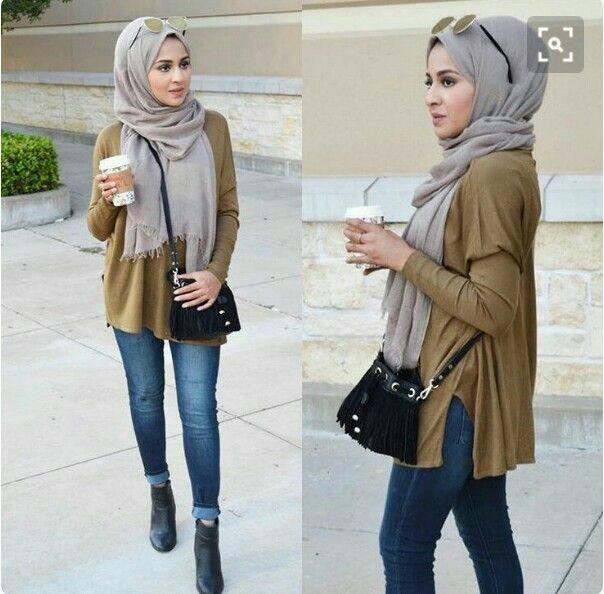 7daad81e305 ... meilleurs looks Hijab moderne chic pour le printemps