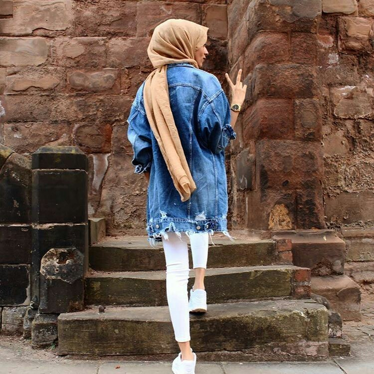 Hijab Fashion 2017 Comment Avoir Un Hijab Street Style