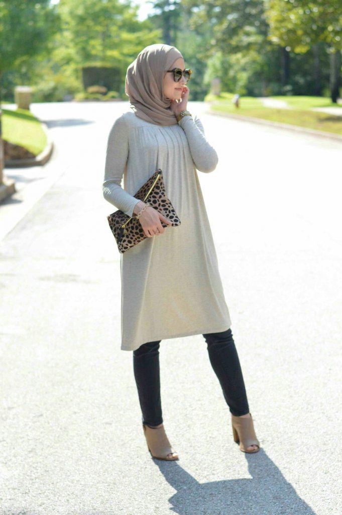 Hijab Fashion 2017 Une S Lection Des Meilleurs Looks Hijab Moderne Chic Pour Le Printemps T