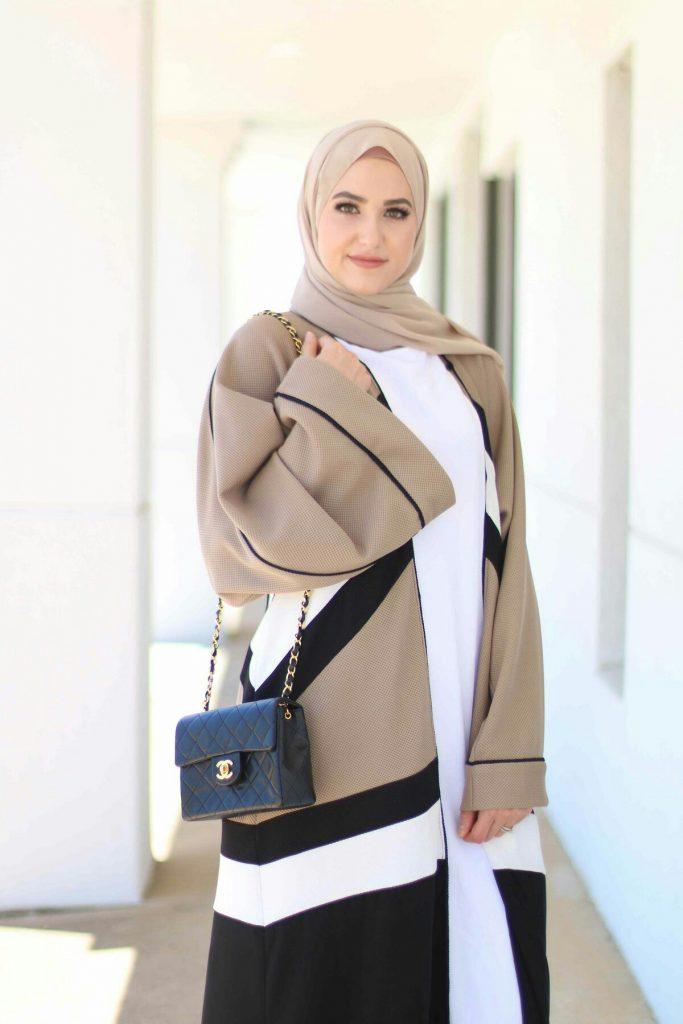 withloveleena abaya moderne 2017