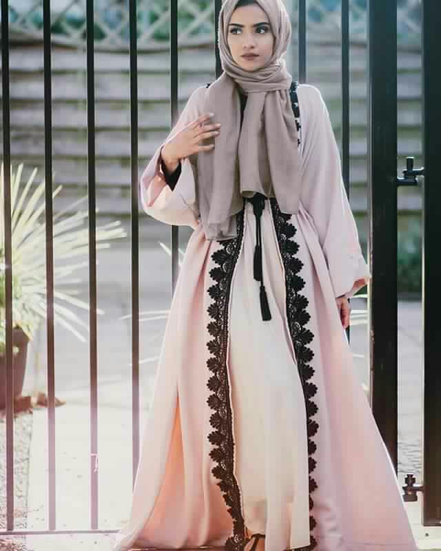 Hijab Fashion 2017 S Lection De Plus De 100 Looks En Abaya Tendance Et Chic