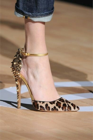 Talons pointues tendance 2017