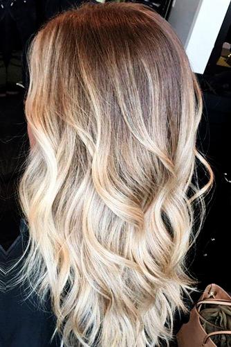 Coloration Cheveux 29 Looks Avec Les Cheveux Bronde