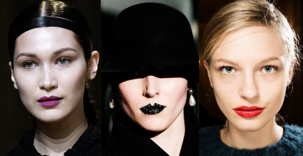 Tendance makeup les 7 tendances maquillage printemps 2017 - Maquillage tendance 2017 ...