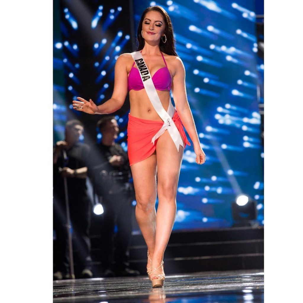 Miss univers Canada - Siera Bearchell