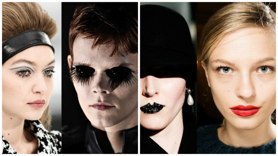 Tendance makeup les 7 tendances maquillage printemps 2017 - Tendance make up 2017 ...