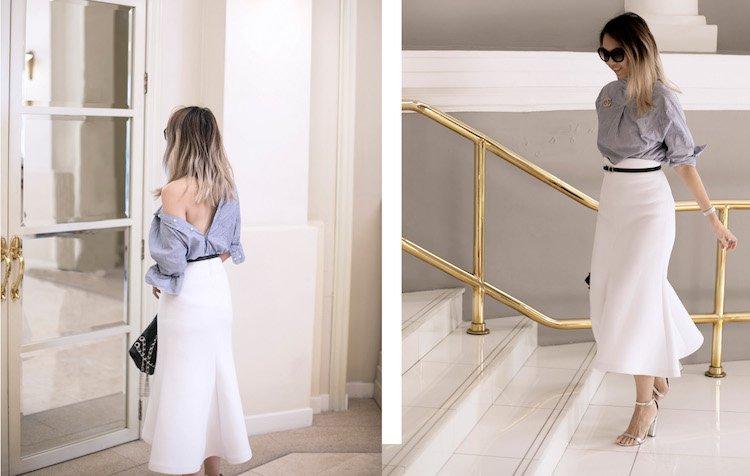 Néanmoins, une chemise femme portée le devant derrière est une façon très habile pour attirer l'attention sur soi sans être flagrant avec sa tenue. De préférence, optez pour les combinaisons de couleurs classiques intemporelles, telles que le noir, le blanc et le gris.