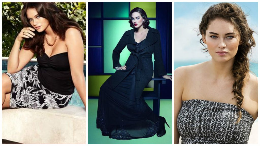 Mannequin depuis 2003, Jennie Runk connaît le succès en devenant l'égérie de la collection grande taille de H&M en 2013. On a pu apprécier sa jolie taille 46 dans Glamour, Marie Claire ou dans les campagnes de pub de Marina Rinaldi.