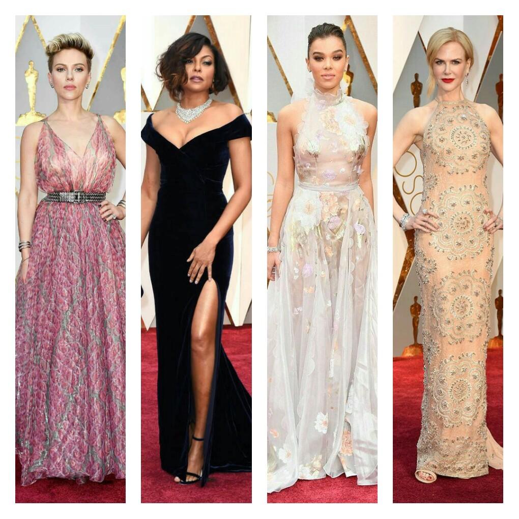 Oscar 2017 : 30 des plus belles robes des stars en photos