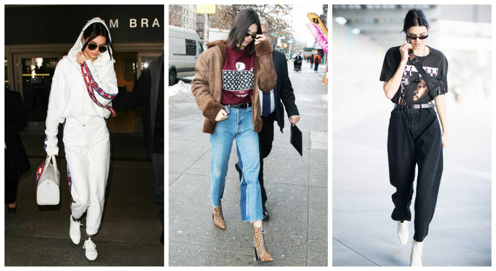 3 styles vestimentaires off duty de kendall jenner