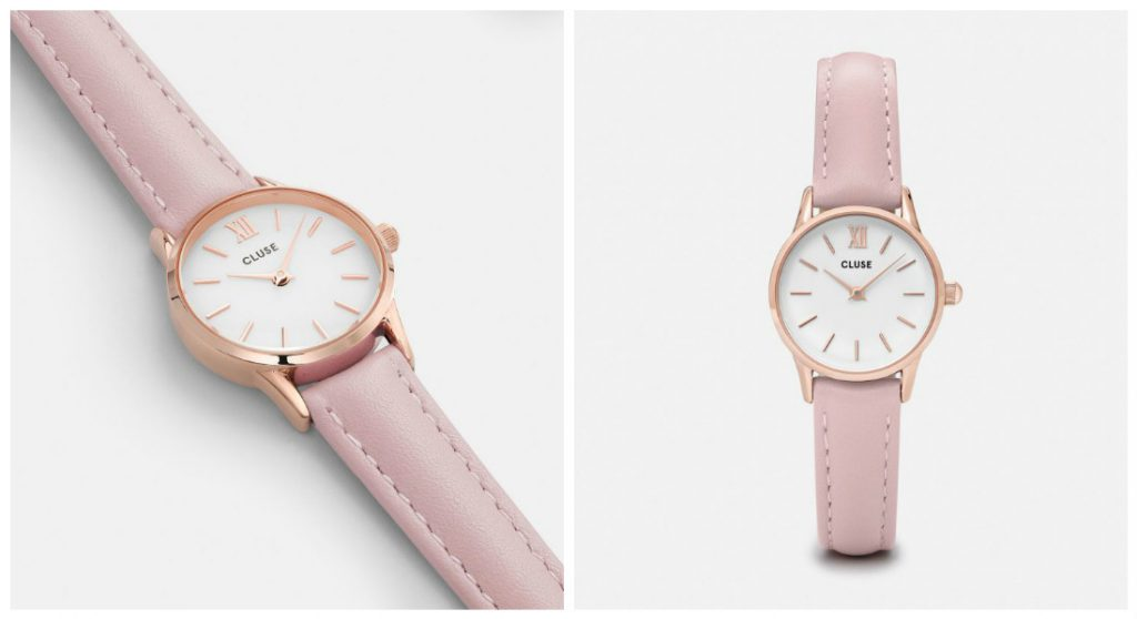 LA VEDETTE ROSE GOLD WHITE/PINK