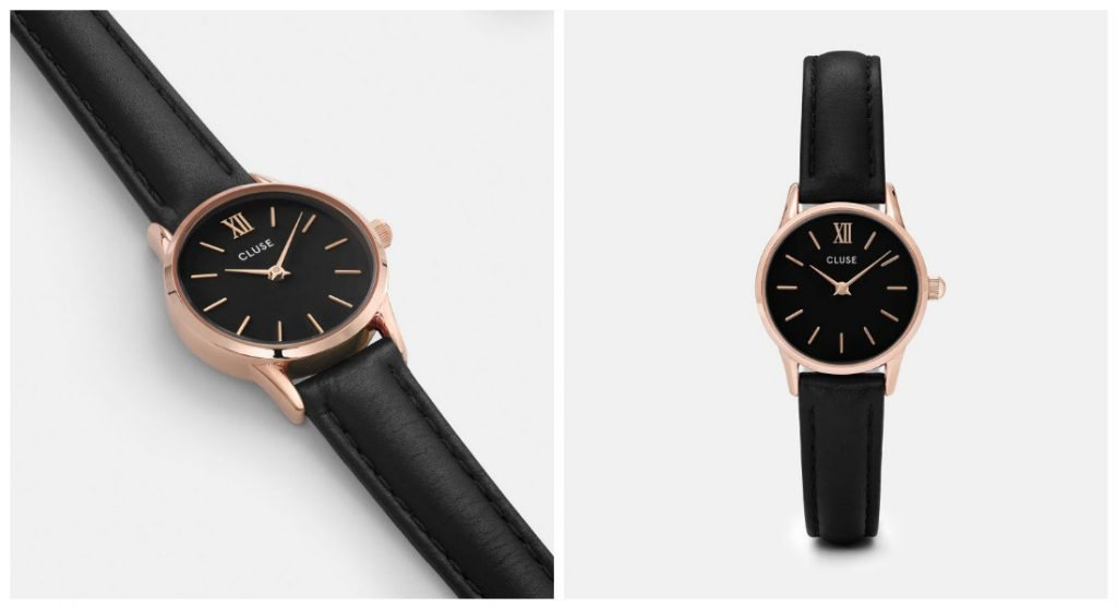 CLUSE COLLECTION 2017 - LA VEDETTE ROSE GOLD BLACK/BLACK