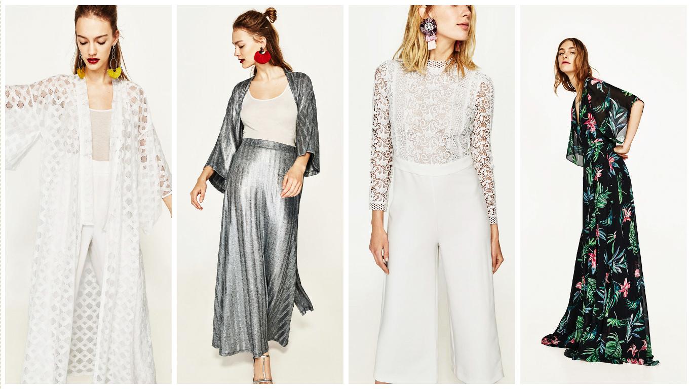 Shopping : Zara lance une collection spéciale Ramadan 2017