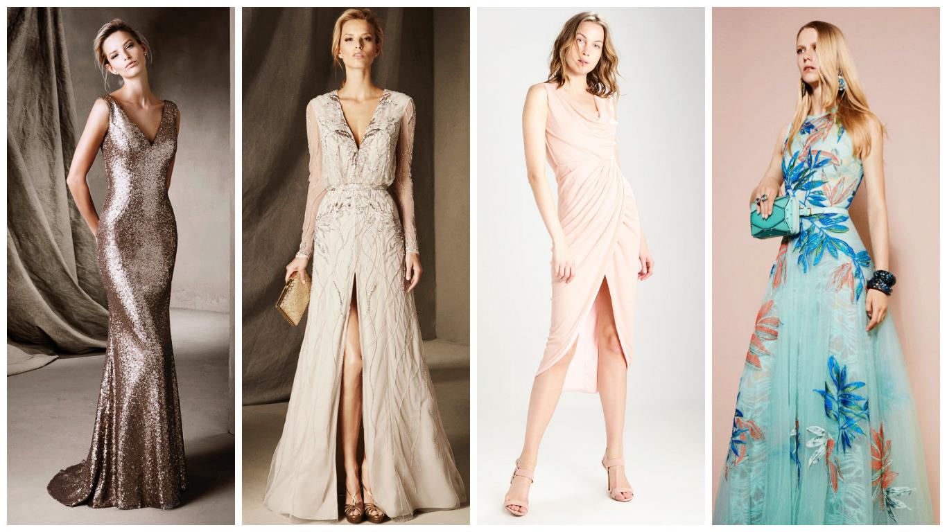 Tendance mode : 27 des plus belles robes de soirée été 2017 en photos