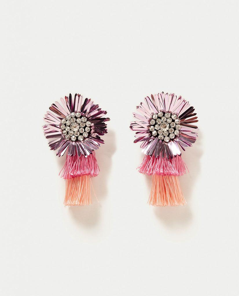 collection Zara spéciale Ramadan 2017 - boucles