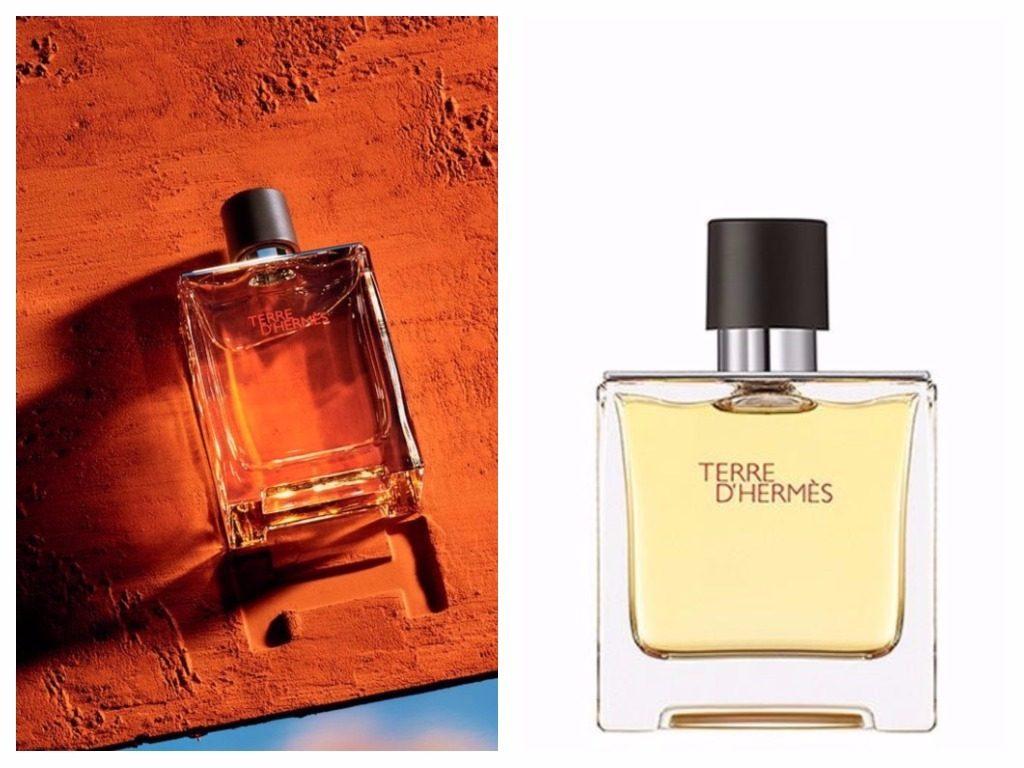 Hermès Terre d'Hermés Cologne : Terre d'Hermès, un parfum pensé tel un concentré d'authenticité