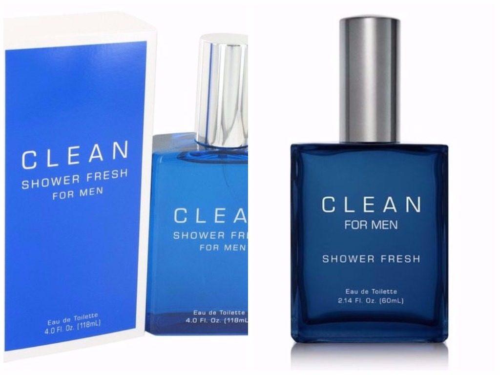 Meilleurs Parfums Homme 2017 - Clean 'Shower Fresh for Men'