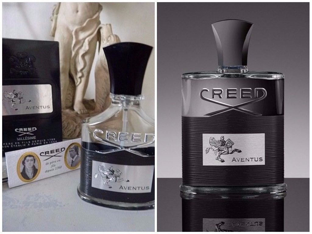 Meilleurs Parfums Homme 2017 - Creed 'Aventus' Fragrance