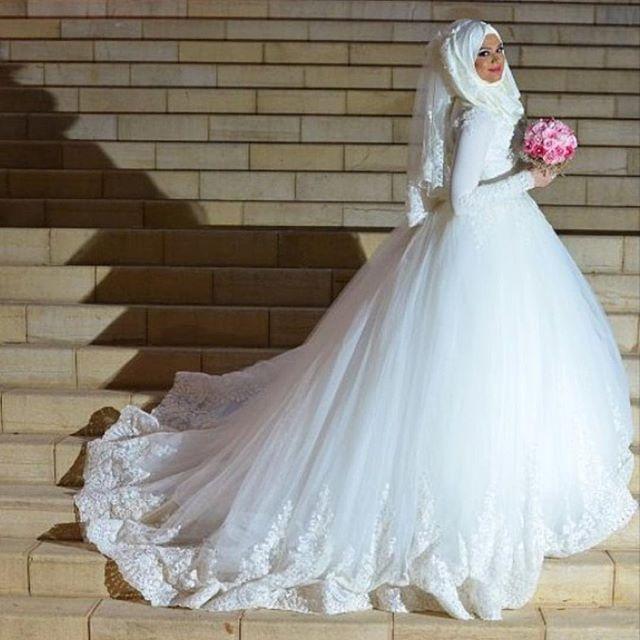 Robe de mariee pour les voilees