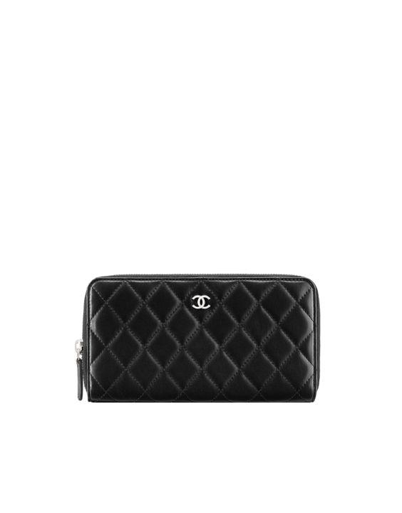 La pochette en cuir noir ou blanc est une tendance féminine idéale pour vos sorties quotidienne