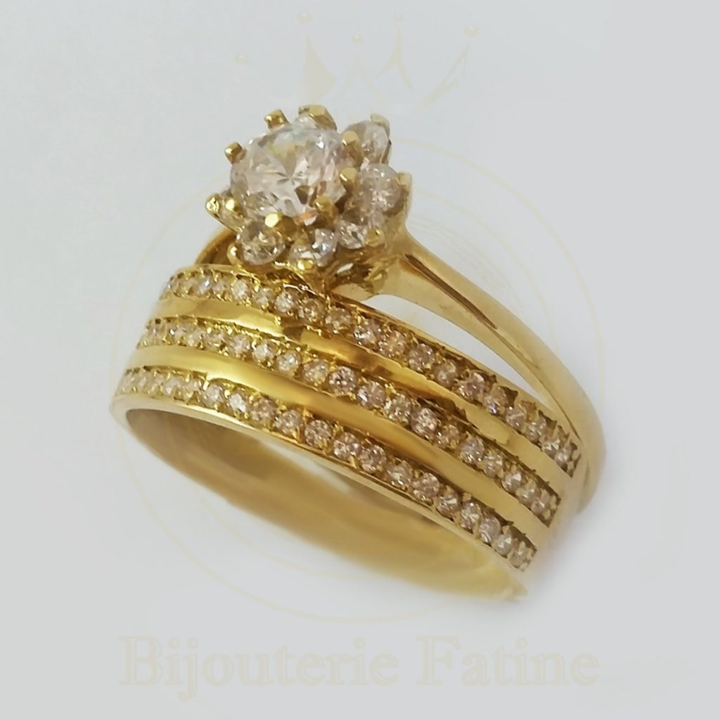 grande remise magasin meilleurs vendeurs Clairance de 60% Les 40 plus jolis modèles des bagues de mariage en vogue ...