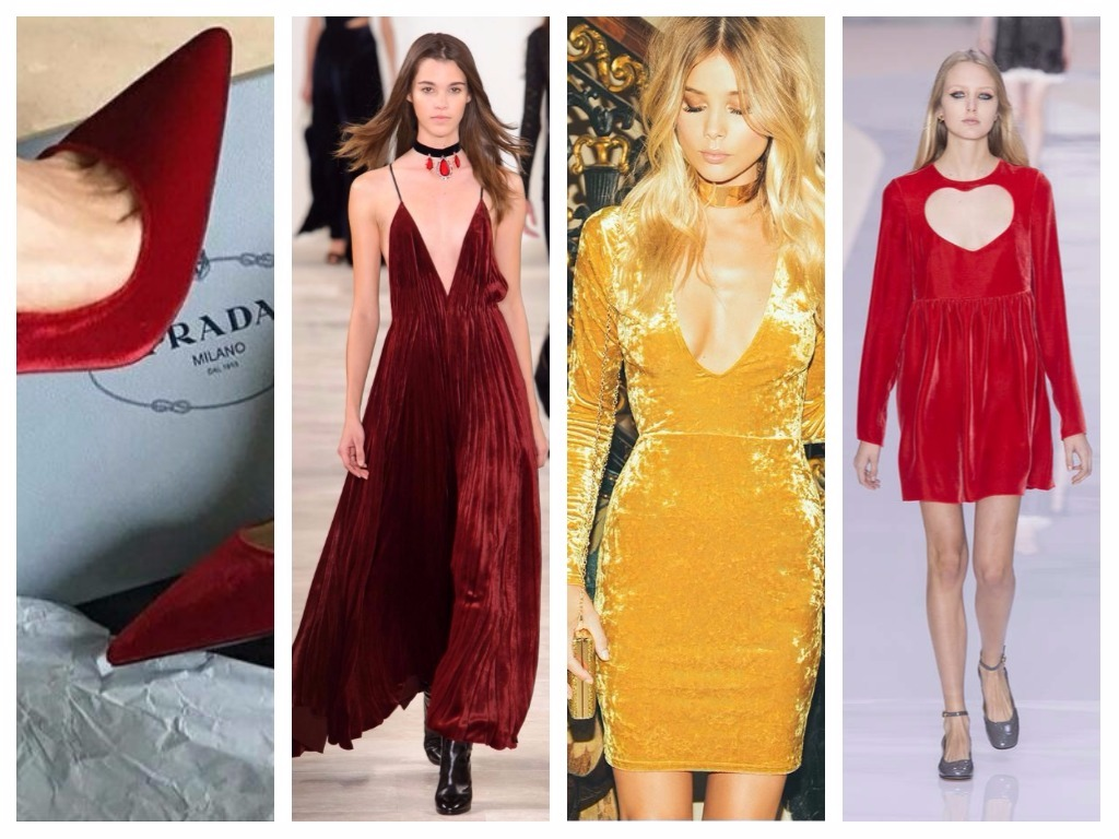 Inspiration Mode : 11 looks en velours pour commencer l'automne en douceur