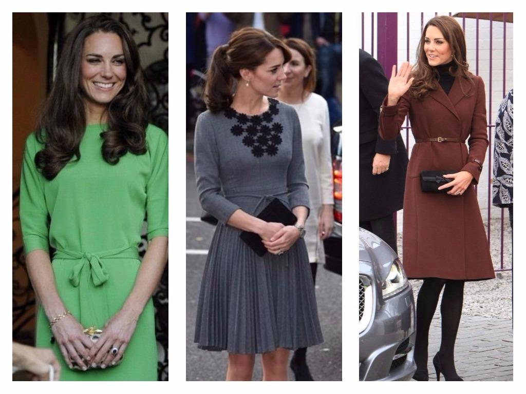 Vous avez probablement remarqué que la duchesse est inséparable de ses pochettes.