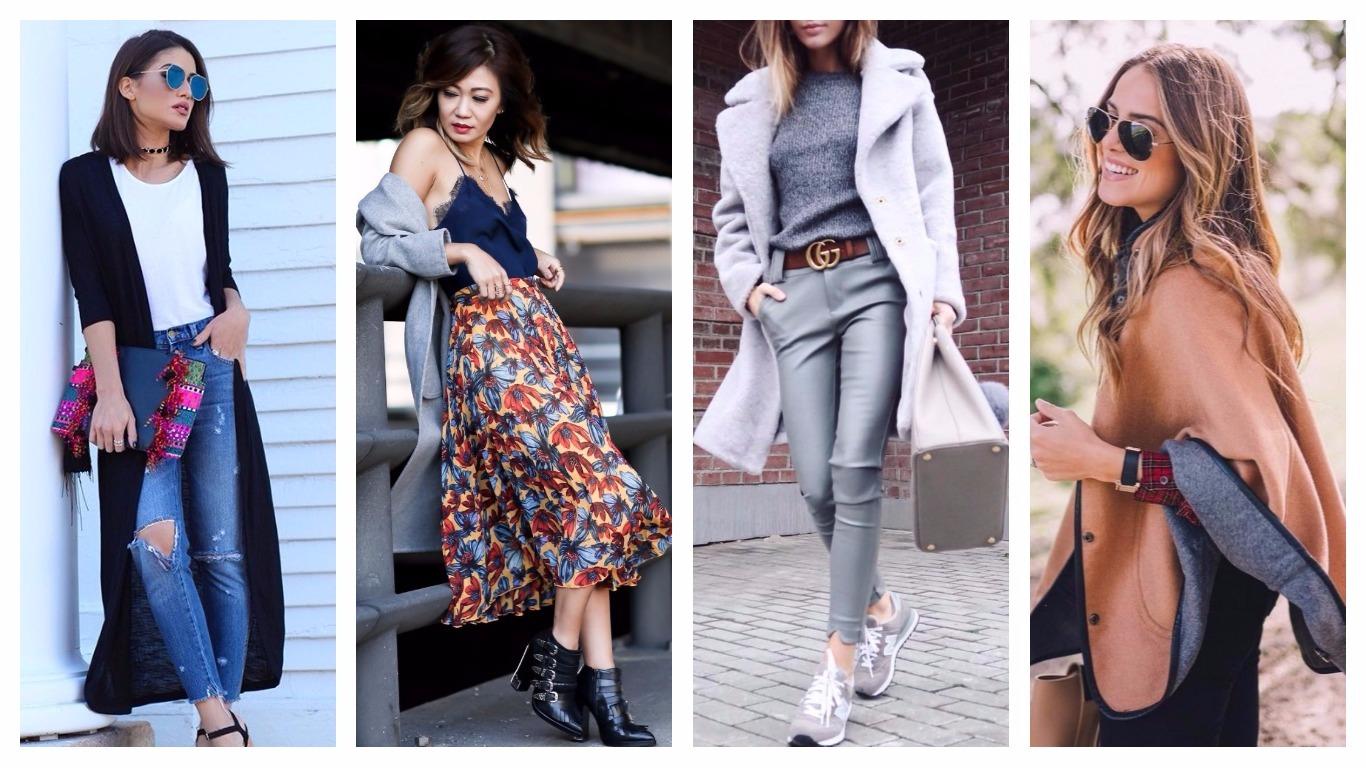 Les meilleures tendances mode de l 39 automne hiver 2017 2018 - Tendance mode automne hiver 2018 ...