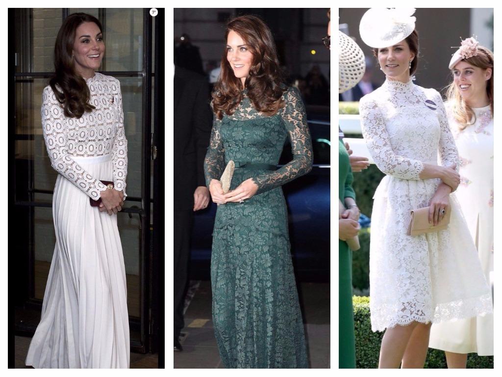 Aucun commentaire ici. C'est une évidence. Et les look de la duchesse ne font que le prouver.