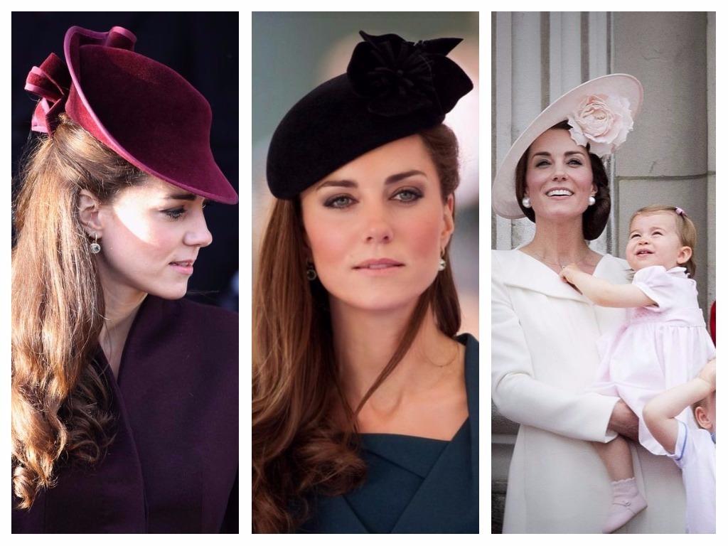 Noubliez pas les chapeaux de la duchesse