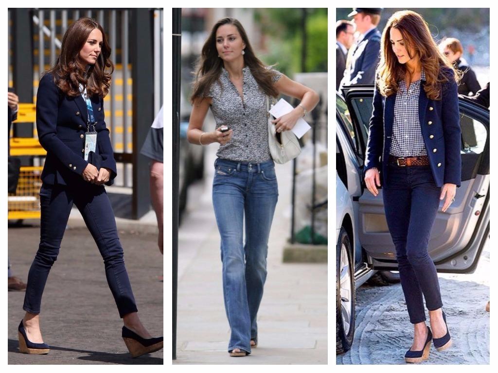 Il vaut la peine de prendre des leçons auprès de la duchesse pour apprendre à porter des jeans.