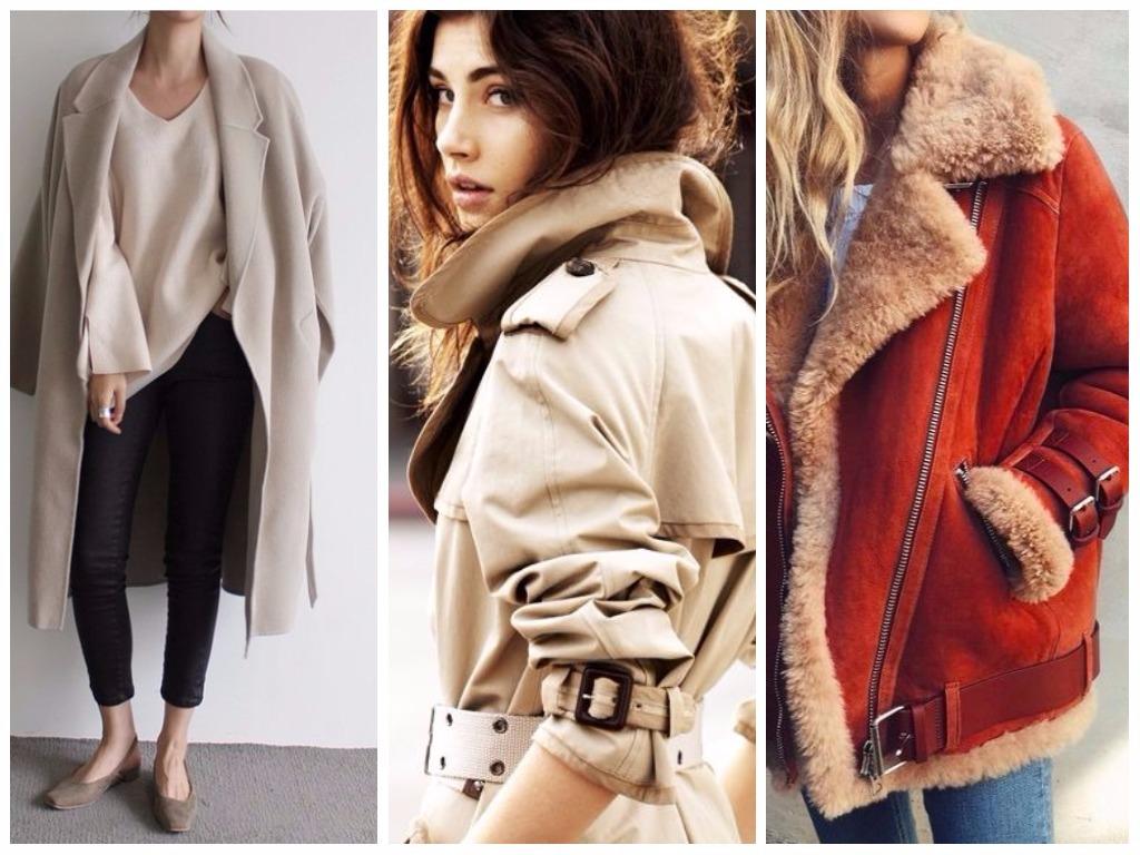 Tendances : 5 types de manteaux pour accueillir l'automne
