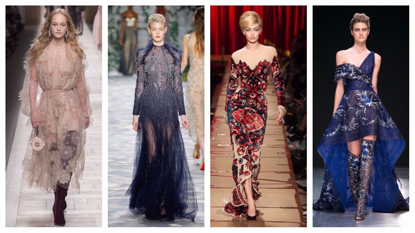 Tendance mode : 34 des plus belles robes soirée tendance 2018