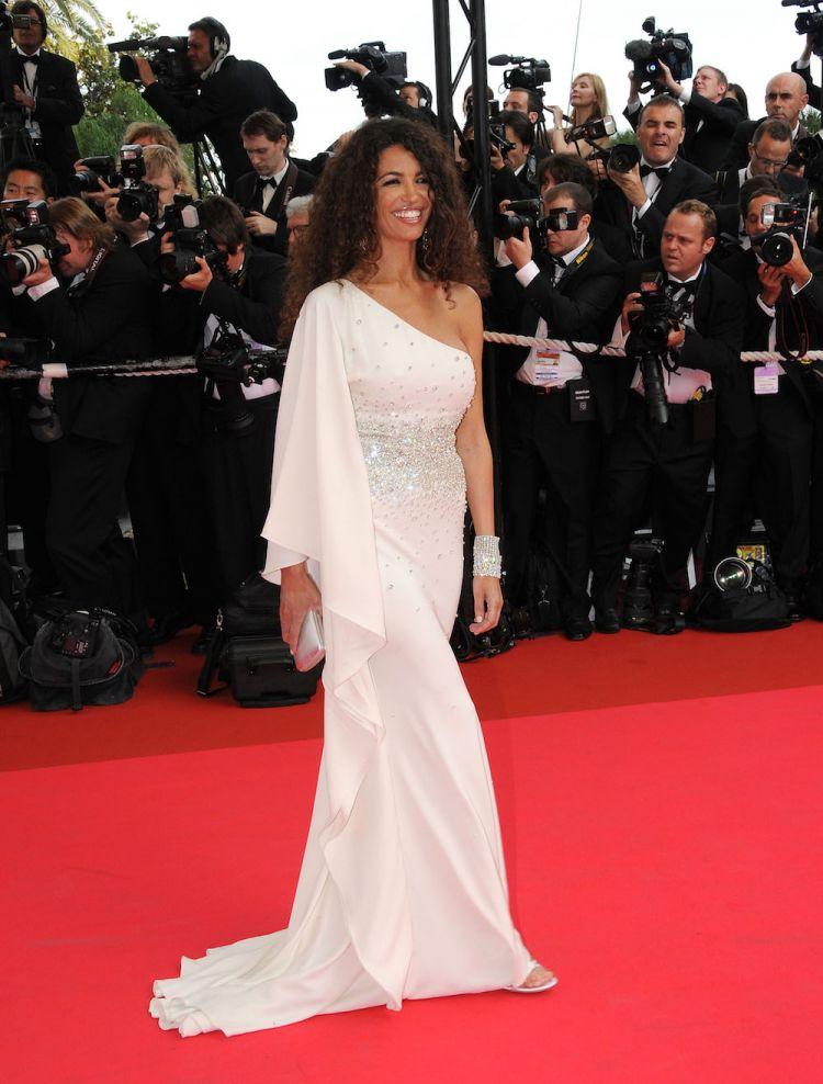 Jnifen porte Roberto Cavalli au Festival de Cannes 2008