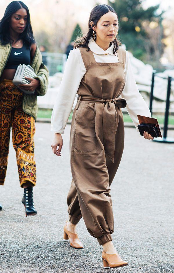 Cette option vestimentaire prouve que tout le monde peut porter la tendance.