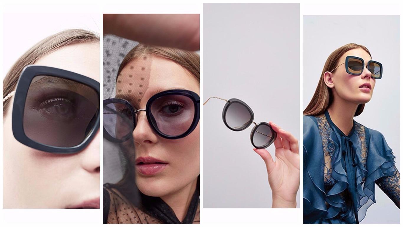 Mode : La nouvelle collection lunettes signée Elie Saab pour l'hiver 2018