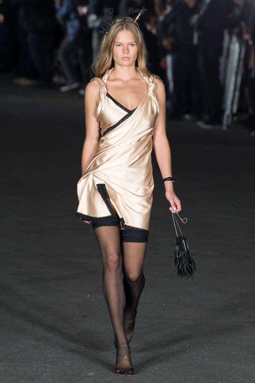 Modele robe courte tendance 2018 - Alexander Wang