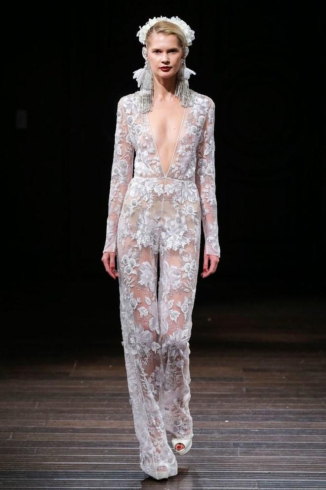 tendance robes de mariage 2018