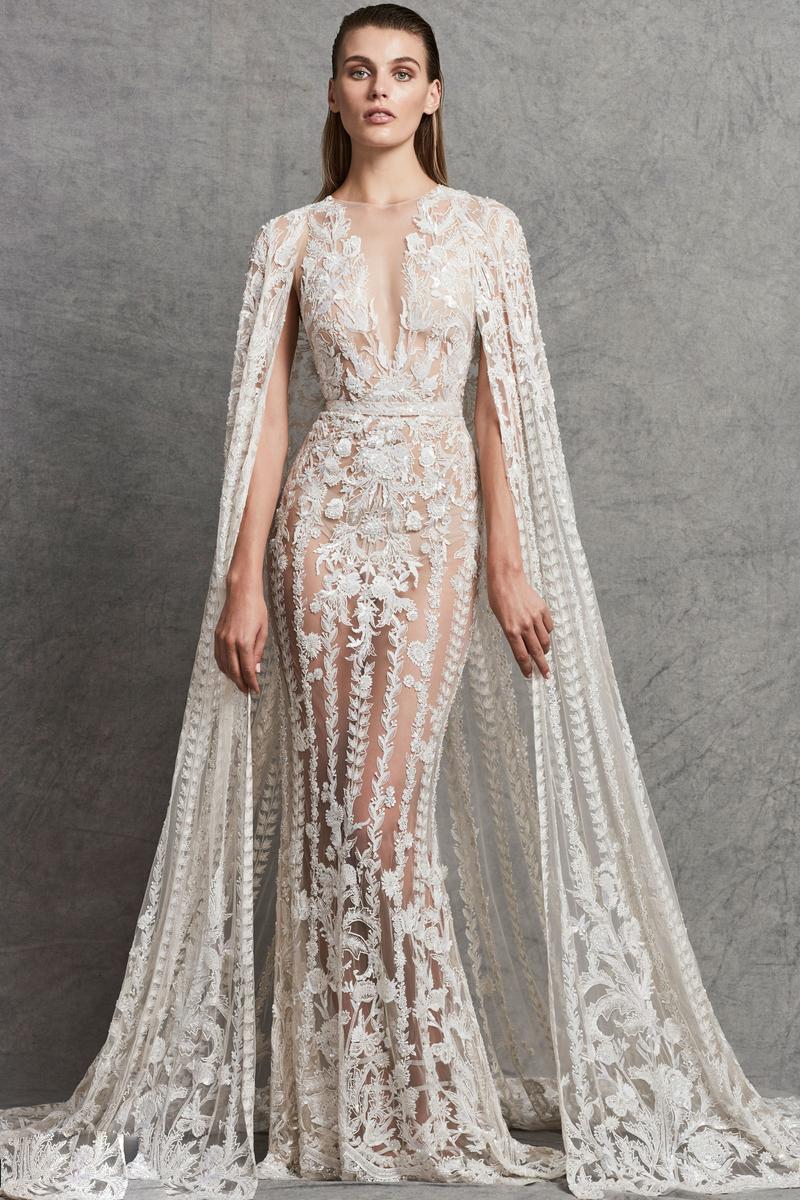 tendances robes de mariées 2018 - Robe modele 1