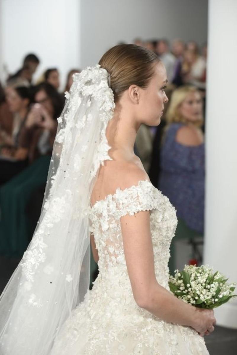 tendances robes de mariées 2018 - Robe modele 15