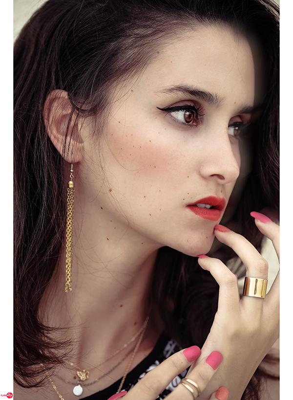 photographie des catalogues accessoires et maquillage