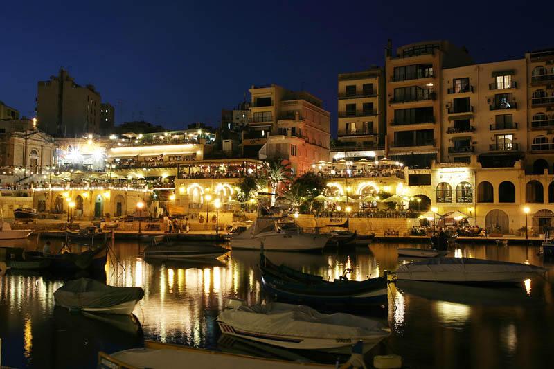 Réveillon à Malte