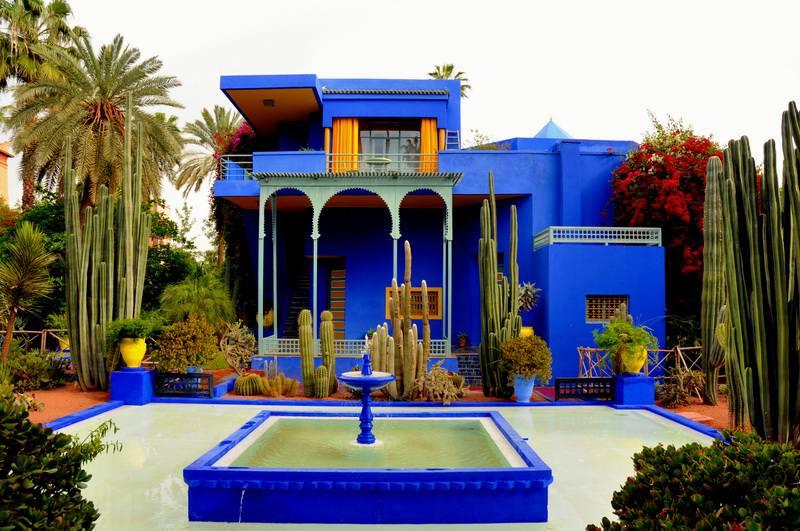 Réveillon à Marrakech