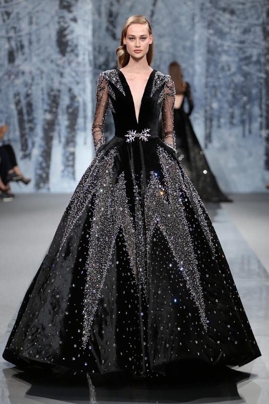 Ziad Nakad Collection hiver 2018